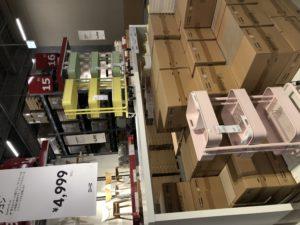 IKEAのキッチンワゴンはカラーも豊富byきんいろびより